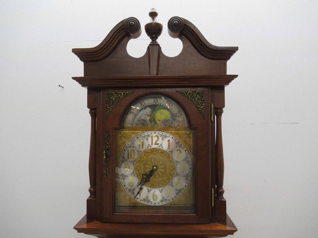 Cherrywood Grandfather's Clock - 2