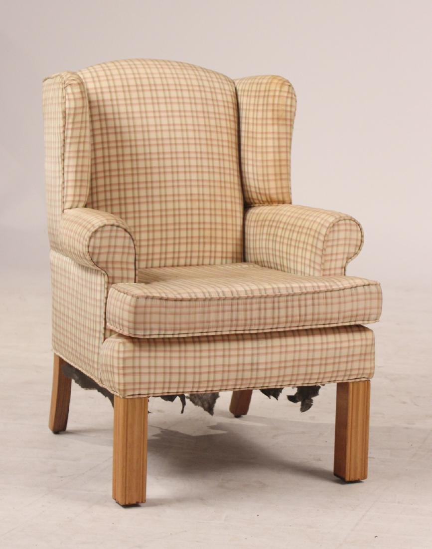 Chippendale Style Child's Easy Chair