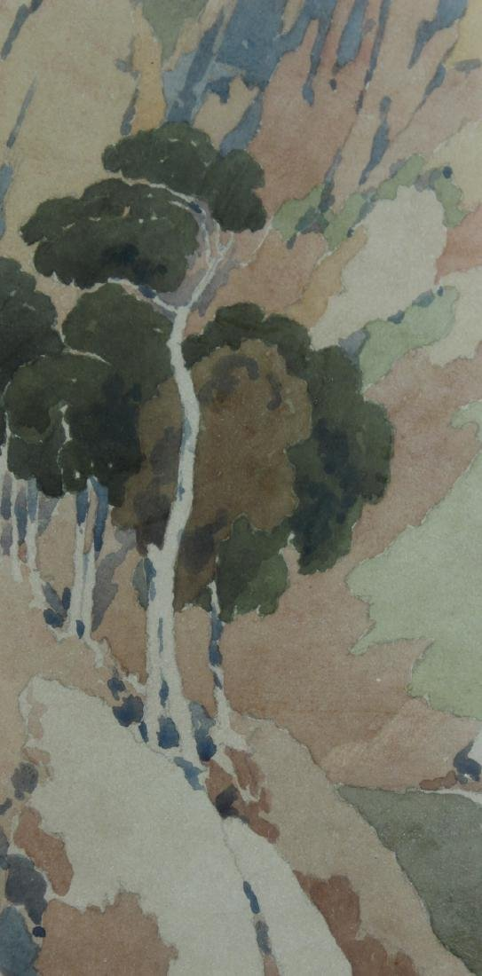 Two Watercolors on Paper, H. Lionel Froomis - 3