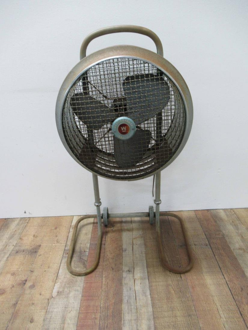 Vintage Westinghouse Mobile Air Fan