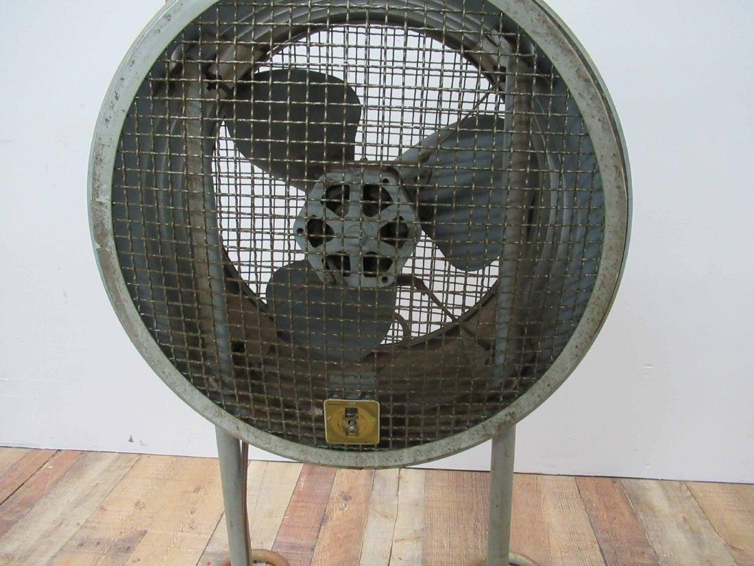 Vintage Westinghouse Mobile Air Fan - 5
