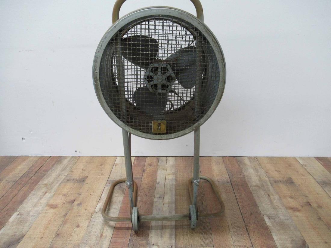 Vintage Westinghouse Mobile Air Fan - 6