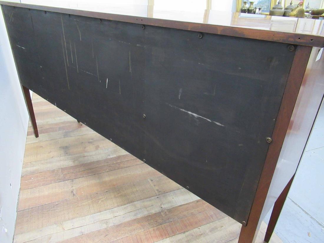 Federal Style Mahogany Sideboard - 9