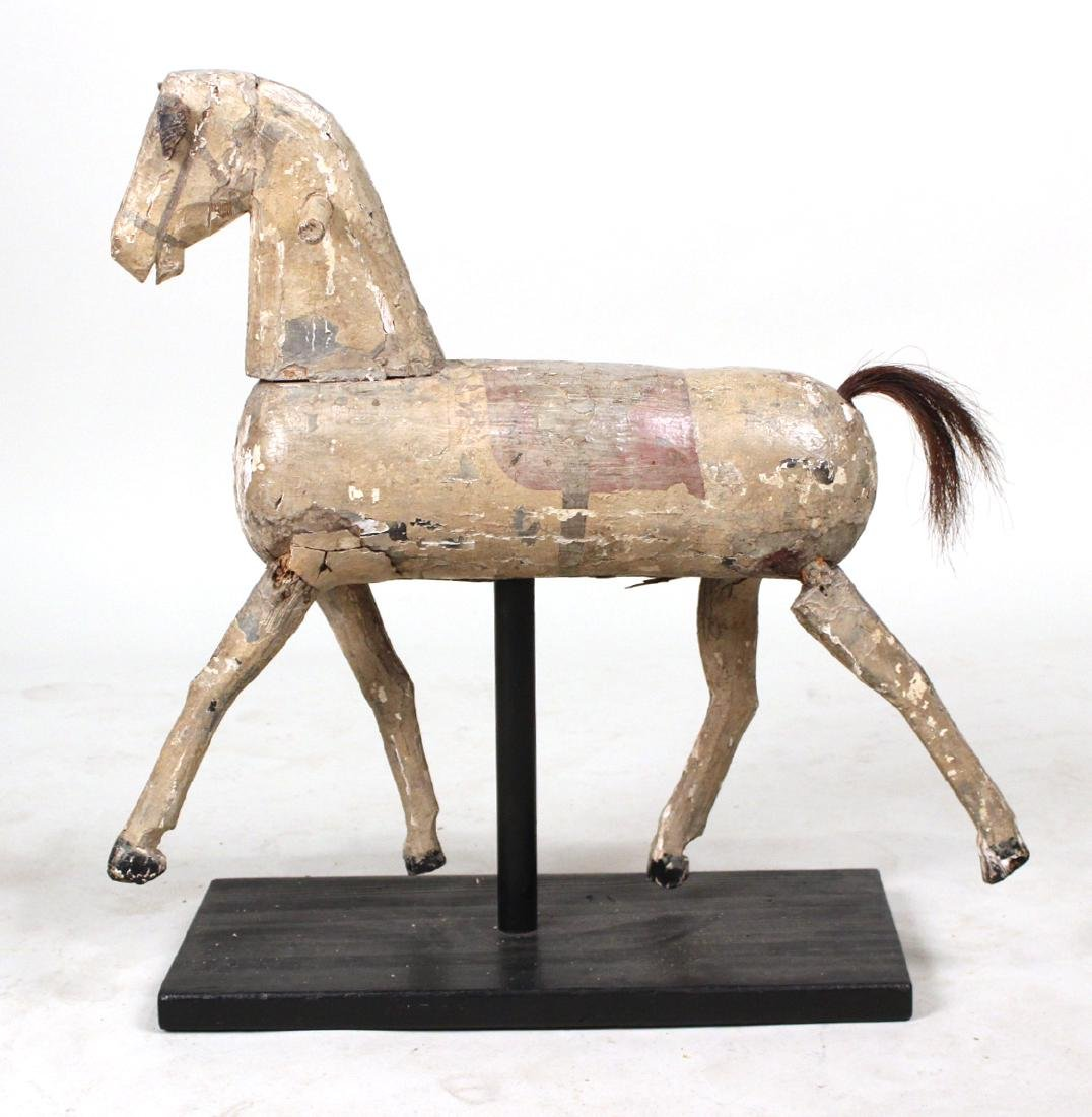 Hobby Horse on Stand