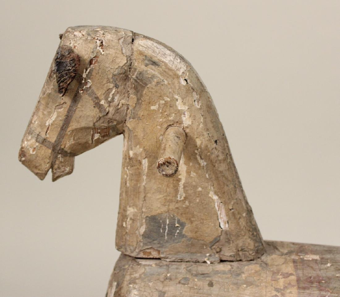 Hobby Horse on Stand - 2
