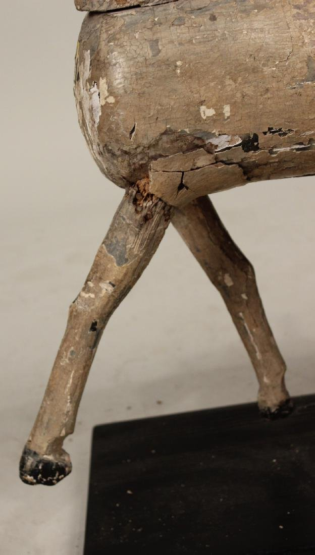 Hobby Horse on Stand - 3