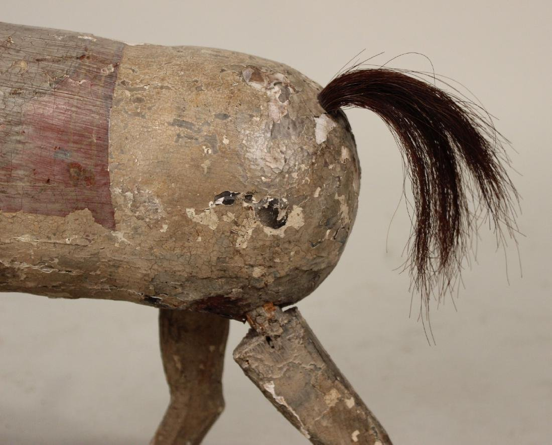 Hobby Horse on Stand - 4