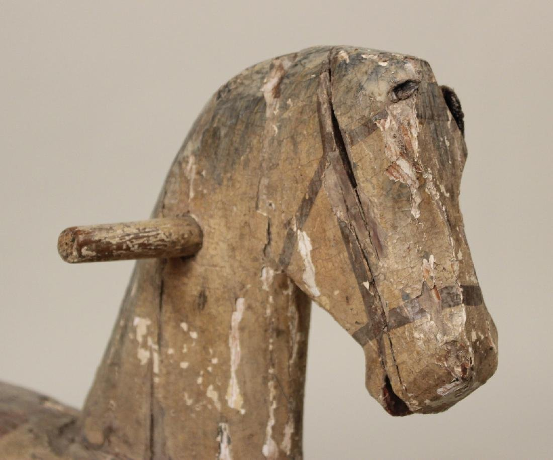 Hobby Horse on Stand - 6
