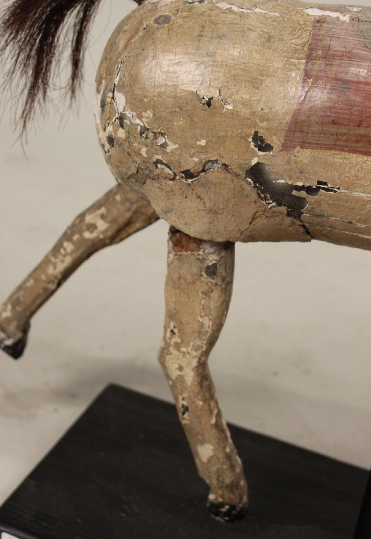 Hobby Horse on Stand - 7