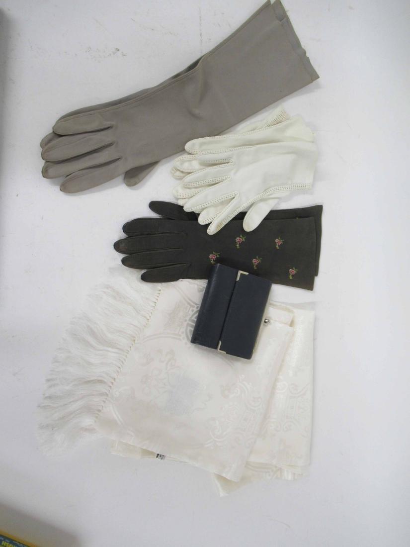 Three Pairs of Vintage Ladies Gloves