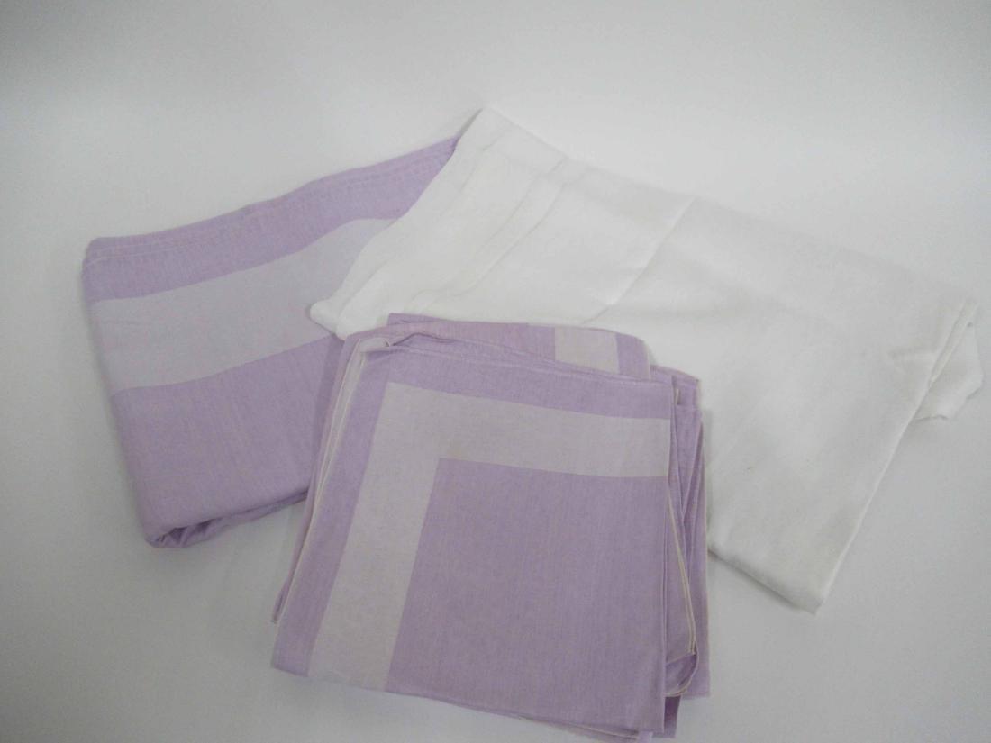 Lavender Table Cloth