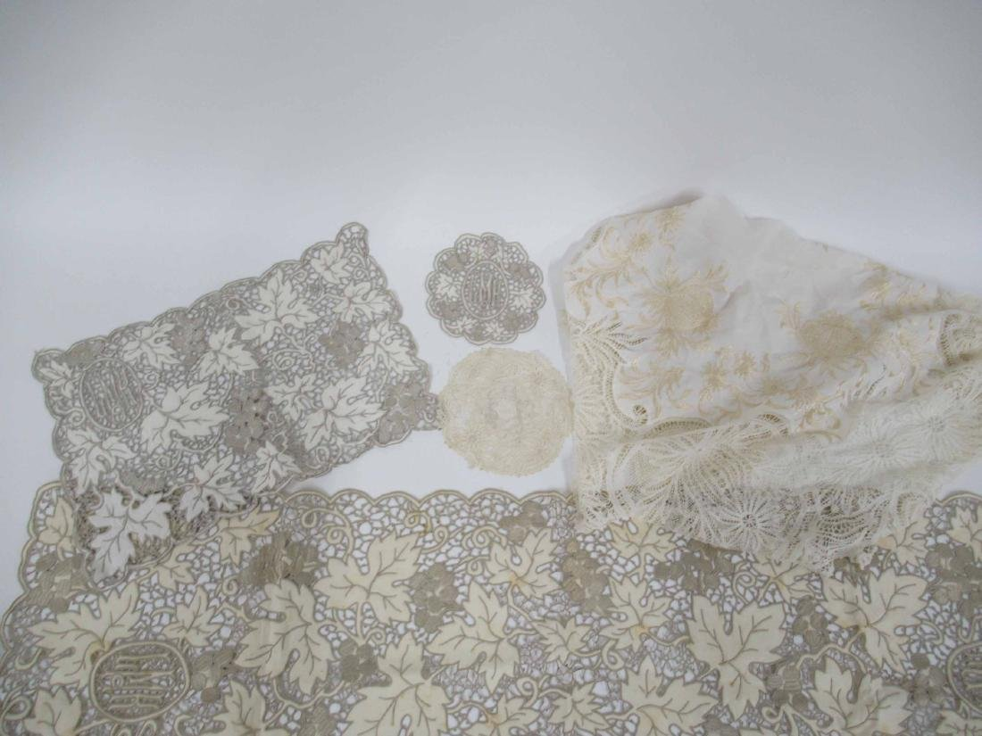 Group of Assorted Table Linens - 3