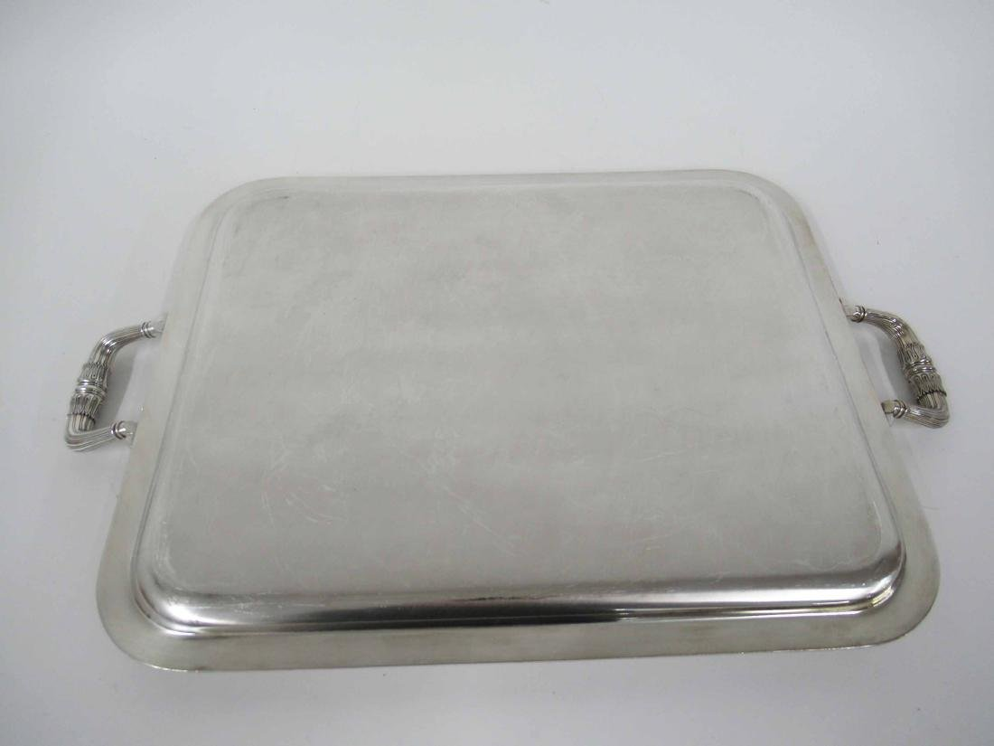 Christofle Double Handled Serving Tray - 6