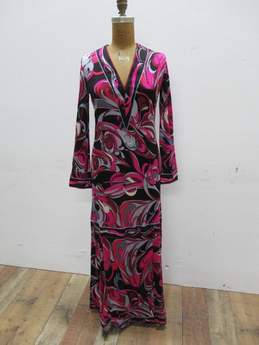 Two Vintage Emilio Pucci Dresses