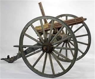 Colt's Mfg. Co Gatling Gun