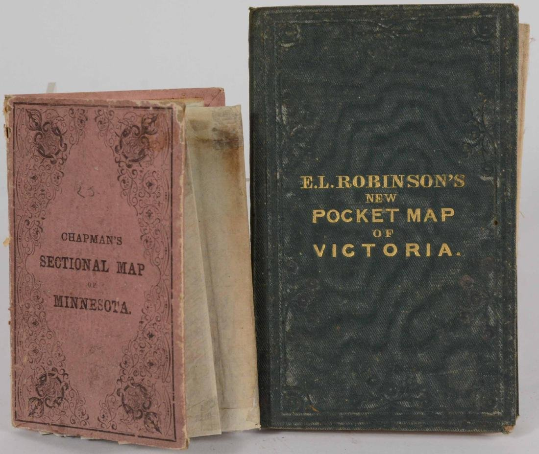 Two Pocket Maps