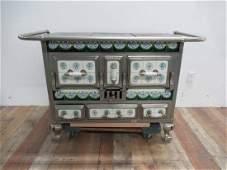 Antique European Cooking Stove