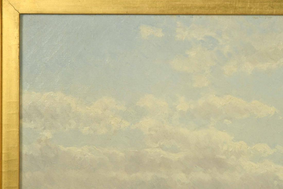 Oil on Canvas, Coastline, Alfred T. Bricher - 7