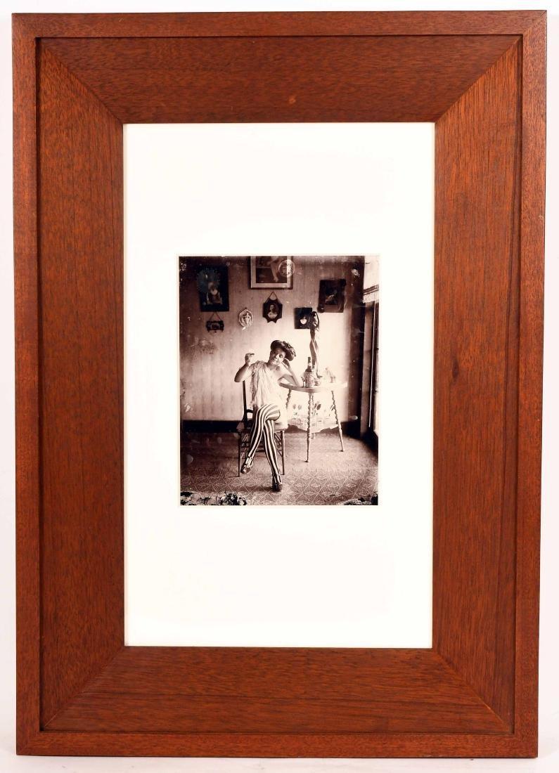 Photograph, Storyville Portrait, Ernest J. Bellocq