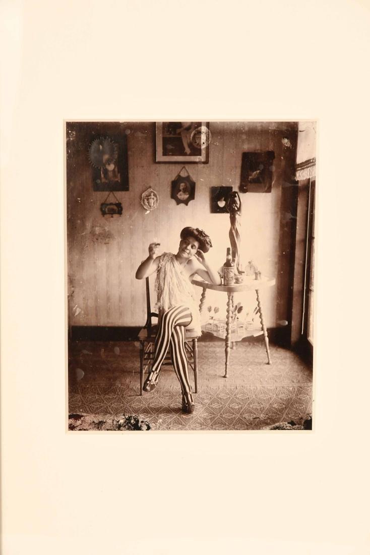 Photograph, Storyville Portrait, Ernest J. Bellocq - 2