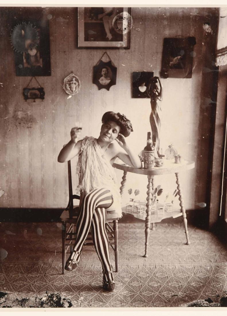 Photograph, Storyville Portrait, Ernest J. Bellocq - 3