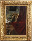 Oil on Canvas, Still Life, Frank Wayland Fellows