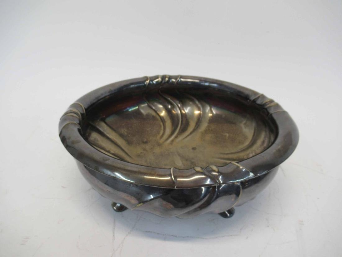 Silver Plated Center Bowl
