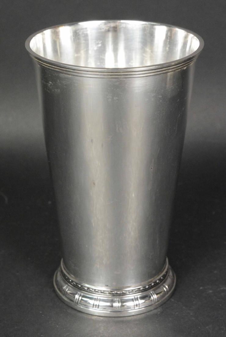 Swedish Sterling Silver Beeker