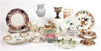 Imari Porcelain Articles