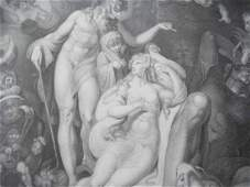 Two Engravings After John Henry Fuseli R.A.