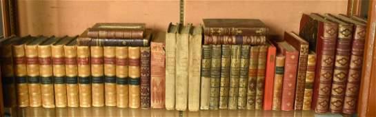 Group of Assorted Novels