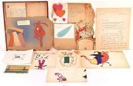 Group of Letters  Artwork from Roy Lichtenstein