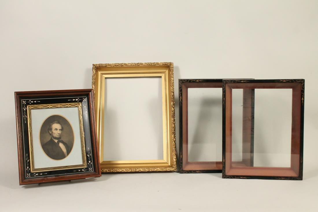 Framed Print of Abraham Lincoln