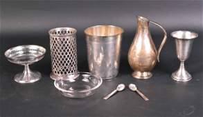 Continental Silver Beaker
