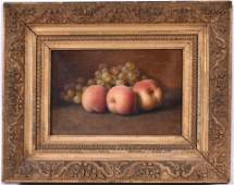 Oil on Canvas Still Life George Henry Hall