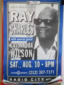 Group of Radio City Music Hall Concert Posters