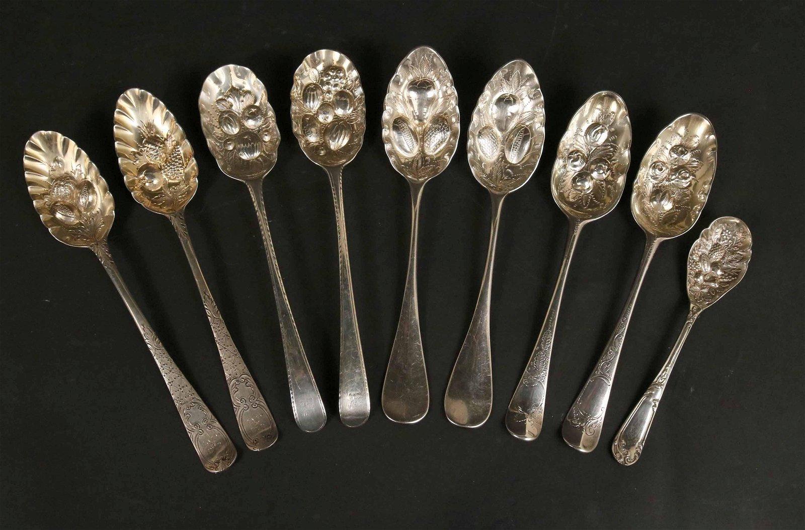 Watteau By Durgin Sterling Silver Coffee Spoon 5 14