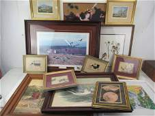 Large Group of Assorted Artwork