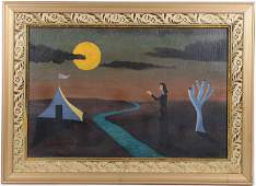 In the Manner of Gertrude Abercrombie
