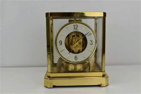 Jaeger-LeCoultre Atmos Motion Mantle Clock