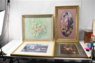 Group of Assorted Ark Works