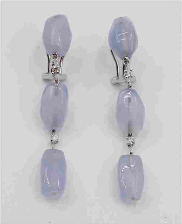 Antonini Triple Drop Earrings