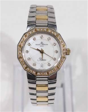 Baume & Mercier Ladies Riviera Watch