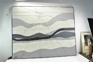 Valenti Mixed Media on Canvas