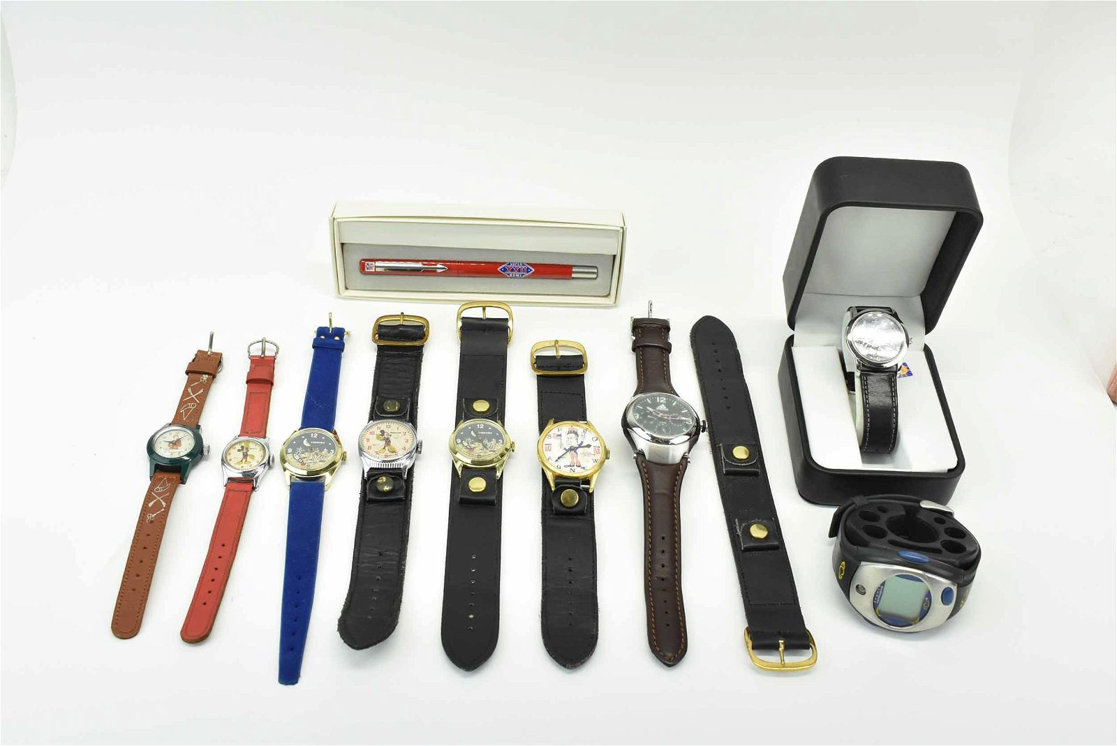 Large group of Collectible Vintage Watches