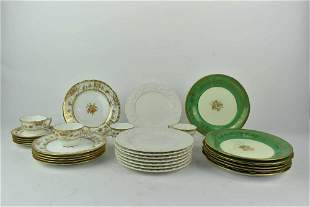 Group of Assorted Wedgwood Porcelains