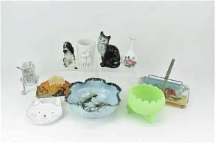 Beswick England Porcelain Cat