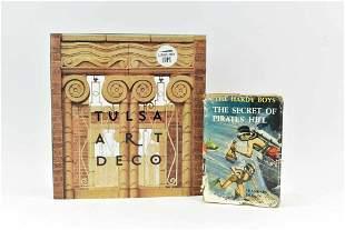 Autographed David Halpern Tulsa Art Deco Book
