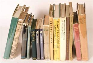Group of Books Related to Art and Antiques