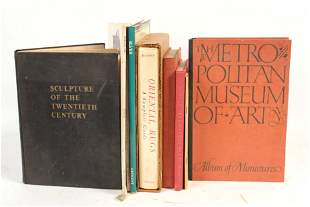 Group of Antique Reference Books & Magazines